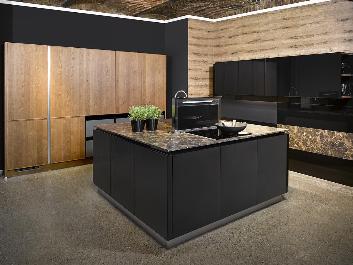 Kuchyně Bauformat